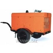 Передвижной дизельный компрессор ЗИФ ПВ 5/1,0 фото