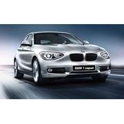 BMW 1 серии 5 дверей фото