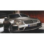 Автомобиль Mercedes CLS класс фото