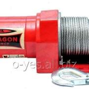 Лебедка Dragon Winch DWM 2500 ST фото