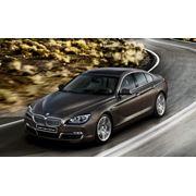 BMW 6 серии Гран Купе фото