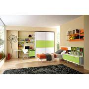 Детские и молодежные комнаты фото