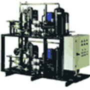 Герметичный спиральный компрессор CPS фото