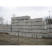 Блок бетонный для стен подвалов ФБС 12-3-6 г