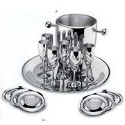 Посуда стальная фото