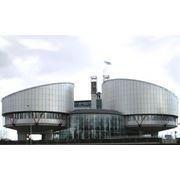Представление интересов в Европейском Суде по правам человека фото