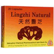 Добавка биологическая Ling Zi Natural (Линь Чи Натурал) фото