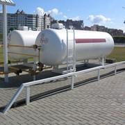 Сосуды для хранения сжиженных углеводородных газов (СУГ) фото
