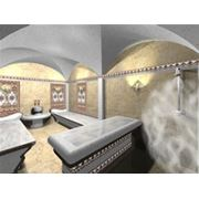 Турецкие бани хаммам в Молдове фотография