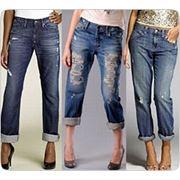Женские джинсы фото