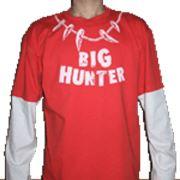 Футболка-батник BiG Hunter фото