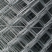 Сетка рабица плетёная 42826 мм (1.5х10 м) 20х20 фото
