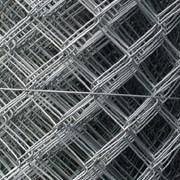 Сетка рабица плетёная с полимерным покрытием ПВХ 5,5 мм 55х55 фото