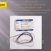 """Шелк - хирургический стерильный шовный материал торговой марки """"IGAR"""" фото"""