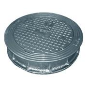 Люк плавающий облегченный / Люк Т (С250)- К.1 (В.1, Д.1, ТС.1)-60 с направляющей неподвижной частью кольцом (с мех. обр.) фото