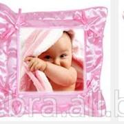 Подушка подарочная розовая фото