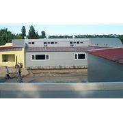 Объект в строительстве - Производство со складом (об. 1300 кв.м.) фото