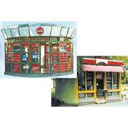 Торговые павильоны киоски ларьки навесы беседки фото