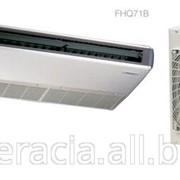Сплит-система подпотолочного типа серии REQ100BV/W фото