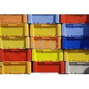 Коробки ящики из полиэтилена фото