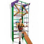 Детский спортивный уголок «Робин Гуд 3-220» фото