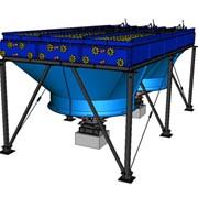 Аппарат воздушного охлаждения блочно-модульного типа с рециркуляцией нагретого воздуха БМР фото
