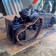 Переробка мотоблочної фрези до міні-трактора фото