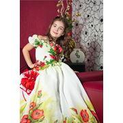 Детские бальные платья фото