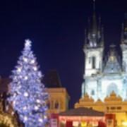Новогодняя ночь в Праге! фото
