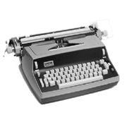Машины пишущие механические фото