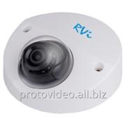 Антивандальная IP-камера видеонаблюдения RVi-IPC34M-IR (2.8 мм) фото