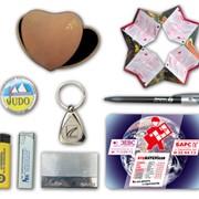 Услуги по продвижению товаров с использованием рекламных сувениров, подарков фото