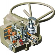 Производство электроприводов для запорной и запорно-регулирующей арматури. фото