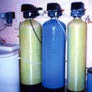 Очистка воды от марганца и сероводорода фото