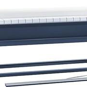 Гладильная машина PM 1421 Электронагрев, покрытие вала ламелями, моторизованная подача белья фото