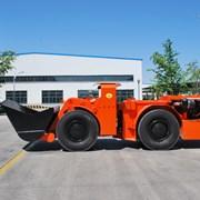 Дизельная шахтная погрузочно-доставочная машина  фото