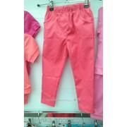 Детские штаны на девочку. 92-116 р.р . Коралловые, код товара 108396876 фото