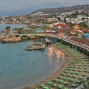 Отдых на море Греция, о. Крит, курорт Херсониссос фото