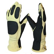 Перчатки профессиональные защитные кевларовые для механика фото