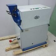 Дробление и рассев углеродных материалов на щековой и ударно-центробежной дробилке фото
