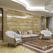 Дизайн интерьера квартиры, арт. 01 фото