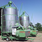 Мобильная зерносушилка Agrimec AS 1250 фото