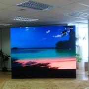 Светодиодный экран. Аренда. (LED). фото