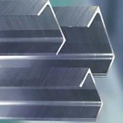 Швеллер алюминиевый 60x220x4.6 мм фото