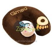 Дорожняя подушка для путишествий, детская - Qmed Travelling Kid Pillow фото