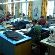 Ремонт швейных изделий фото
