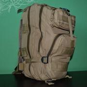 Рюкзак тактический (хаки) фото