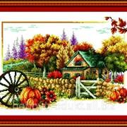 """Набор для вышивания """"Осень"""" F052 фото"""