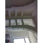 Монтаж гипсокартонных конструкций любой сложности фото