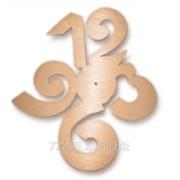Заготовки для декупажа Основа для часов Цифры фото